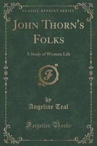 John Thorn's Folks