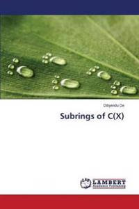 Subrings of C(x)
