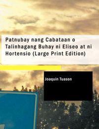 Patnubay Nang Cabataan Talinhagang Buhay Ni Eliseo at Ni Hortensio