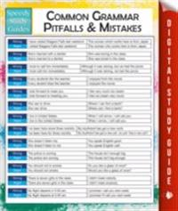 Common Grammar Pitfalls And Mistakes (Speedy Study Guides)