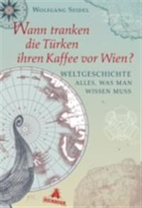 Wann tranken die Turken ihren Kaffee vor Wien?
