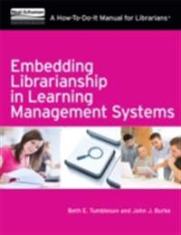 Embedding Librarianship in Learning Management Systems
