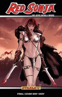 Red Sonja: She-Devil With A Sword 8