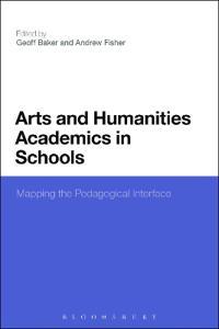 Arts and Humanities Academics in Schools