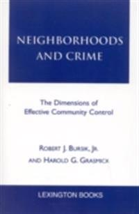 Neighborhoods and Crime
