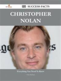 Christopher Nolan 188 Success Facts - Everything you need to know about Christopher Nolan