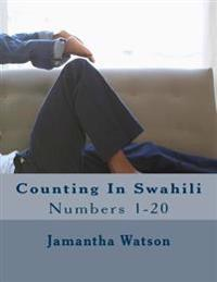 Counting in Swahili: Numbers 1-20