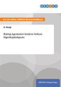 Rating-Agenturen Fordern Hohere Eigenkapitalquote