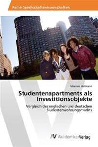 Studentenapartments ALS Investitionsobjekte