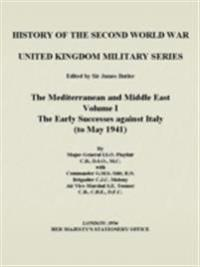 Mediterranean and the Middle East Volume I