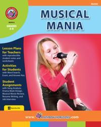 Musical Mania Gr. 6-8
