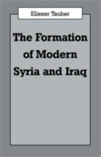 Formation of Modern Iraq and Syria