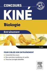 Entrainement Concours kine Biologie