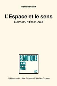 L'Espace et le sens