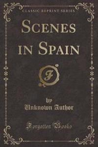 Scenes in Spain (Classic Reprint)