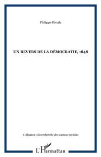 Un revers de la democratie  1848