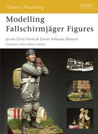 Modelling Fallschirmjager Figures