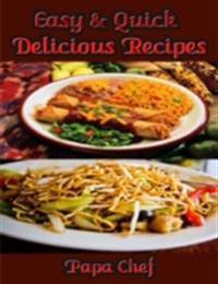 Easy & Quick Delicious Recipes