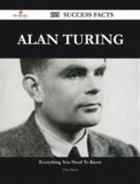 Alan Turing 195 Success Facts - Everything you need to know about Alan Turing