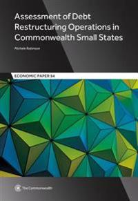 Assessment of Debt Restructuring Operations in Commonwealth Small States