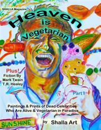 Heaven Is Vegetarian Part 1: Art Book
