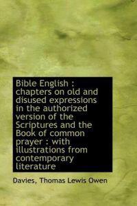 Bible English