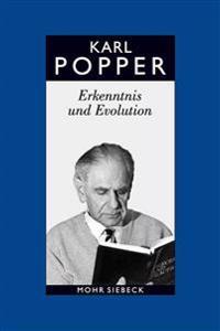 Karl R. Popper -- Gesammelte Werke: Band 13: Erkenntnis Und Evolution. Zur Verteidigung Von Wissenschaft Und Rationalitat