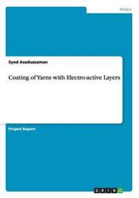 Coating of Yarns with Electro-Active Layers