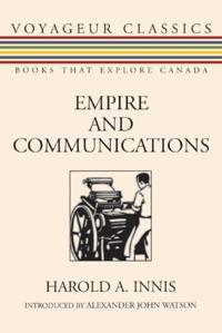 Harold Innis's communications theories