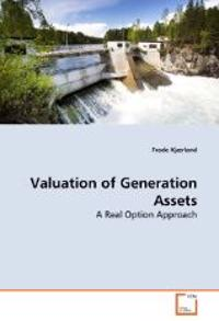 Valuation of Generation Assets