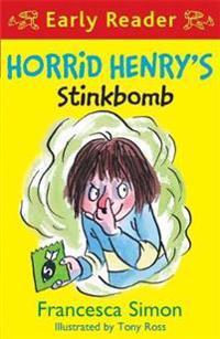 Horrid henry early reader: horrid henrys stinkbomb - book 35