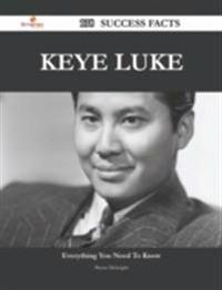 Keye Luke 138 Success Facts - Everything you need to know about Keye Luke