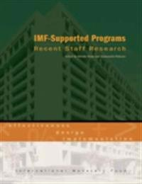IMF-Supported Programs: Recent Staff Research