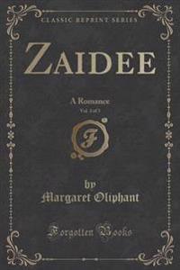 Zaidee, Vol. 3 of 3