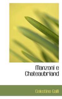 Manzoni E Chateaubriand