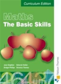Maths the Basic Skills Curriculum Edition - Student Book (E3-L2) E-Book