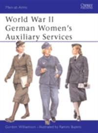 World War II German Women s Auxiliary Services