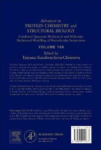 Combined Quantum Mechanical and Molecular Mechanical Modelling of Biomolecular Interactions