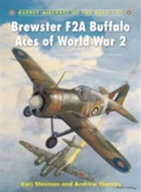 Brewster F2A Buffalo Aces of World War 2