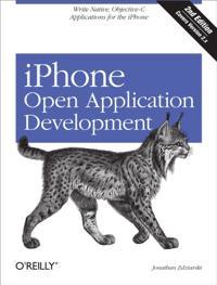 iPhone Open Application Development