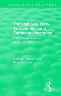 Transnational Party Co-operation and European Intergration