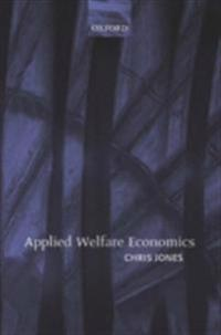 Applied Welfare Economics