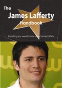 James Lafferty Handbook - Everything you need to know about James Lafferty