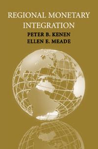 Regional Monetary Integration
