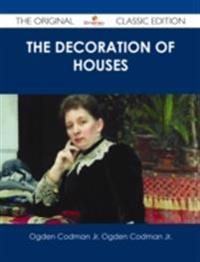 Decoration of Houses - The Original Classic Edition