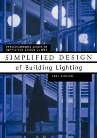 Simplified Design of Building Lighting