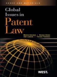 Adelman, Ghosh, Landers, and Takenaka's Global Issues in Patent Law
