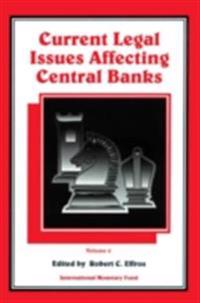 Current Legal Issues Affecting Central Banks, Volume II.