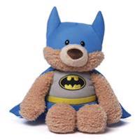 Malone Plush Dressed As Dc Comics Batman