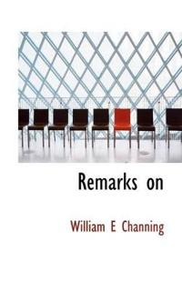 Remarks on